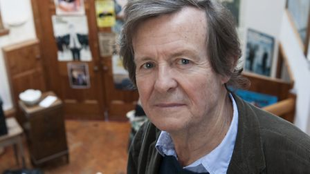 Playwright Sir David Hare Picture: Nigel Sutton