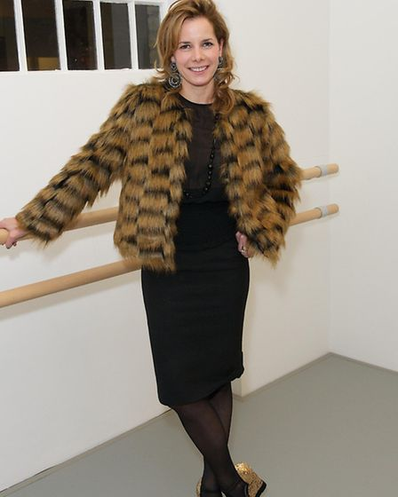 Darcey Bussell is the former principal dancer at the Royal Ballet. Picture: Jab Promotions