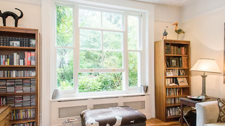 Replacing old, tired windows with new timber-framed and double glazed versions can breathe new life