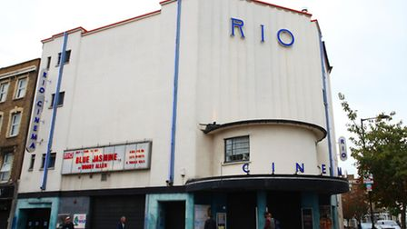 The Rio Cross Residents' Assocation is based in the area surrounding the Rio cinema