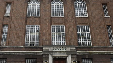 Stamford Hill Telephone Exchange as it is today