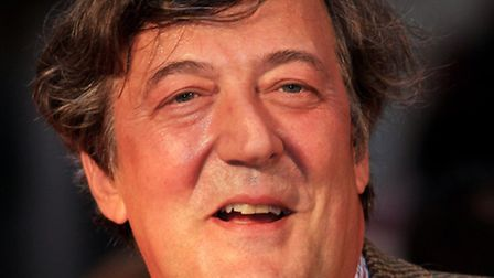 Stephen Fry. Photo: Chris Jackson/Getty Images.