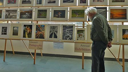 The Lowestoft Photographic Club is holding its annual exhibition over the next two weeks. Photo cour