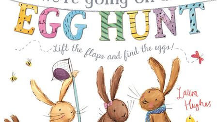 We're Going On a Bear Hunt by Laura Hughes