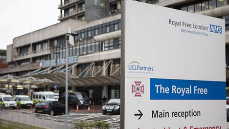 The Royal Free Hospital in Hampstead has the highest number of c-section deliveries in the country