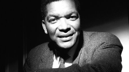 Earl Cameron in 1959. Picture: S&G and Barratts General/PA