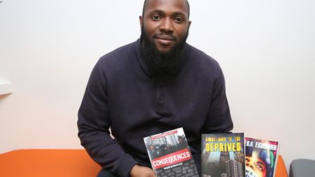 Emeka Egbuonu is a youth worker, author, lecturer and public speaker from Hoxton