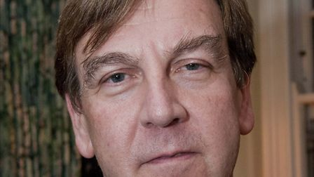 John Whittingdale MP during a previous visit to Hampstead