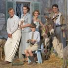 The cast of The Durrells. Picture: ITV