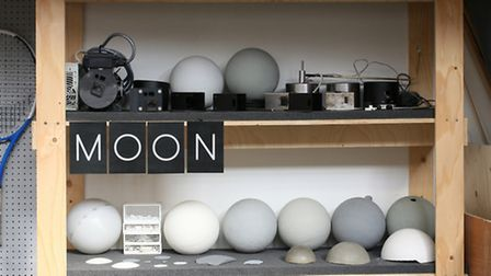 Prototypes for the Moon project