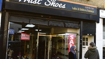 Trust Shoes is set to leave its unit in June. Picture: Ken Mears