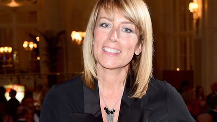 Fay Ripley has donated a recipe. Picture: PA