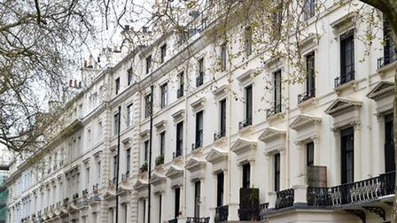 House prices in Camden dipped slightly in April 2016
