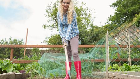 Gardening in certain ways can help make you fitter. PA Photo/thinkstockphotos
