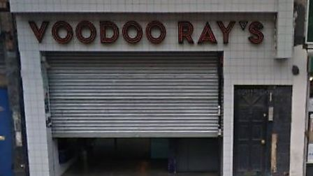 Dance Tunnel is housed in the basement of Voodoo Rays. Picture: Google Maps
