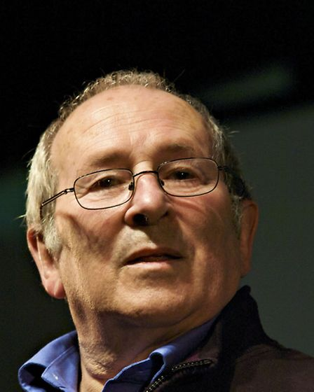 Arnold Wesker at Jewish Book Week