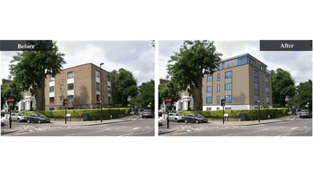 Abbey Road, Camden, before and after, Apex Housing