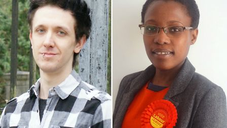 Patrick Moule and Sem Moema will contest the vacant seats in Hackney Downs and Stoke Newington for L