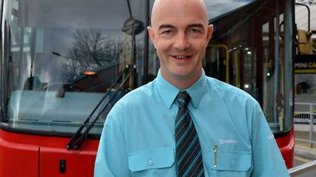 James Rossi, 268 bus driver