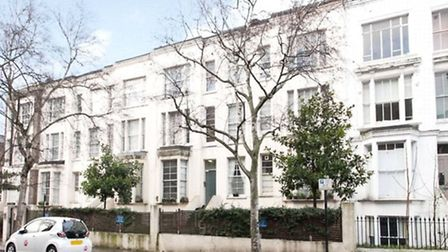 The studio on Cliff Road, NW1, is the cheapest property on the market in Camden at £225,000