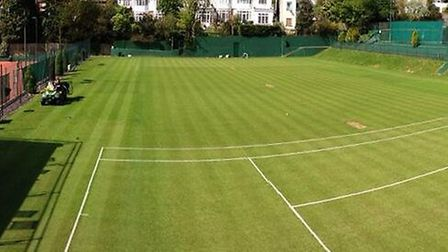 Cumberland Lawn Tennis Club