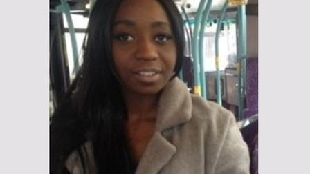 Missing... Suzanne Chikerema from Hackney