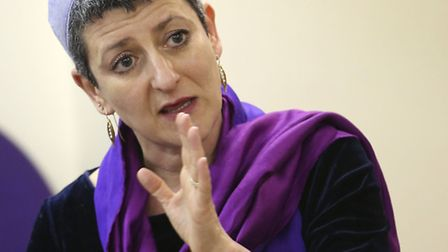 Rabbi Laura Janner-Klausner from the Movement for Reform Judaism has said she doesn't think MP Naz S