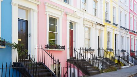 Camden house prices have rised 23.8 per cent compared to this time last year