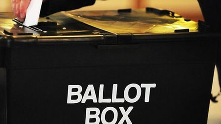 The early bird might catch the worm - but they could not vote in Barnet this morning