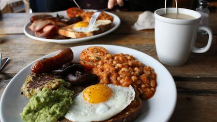 Brunch - the new most important meal of the day? Picture: Avid Hills