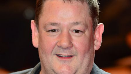 Johnny Vegas. Picture: Dominic Lipinski/PA Wire