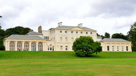 Kenwood House and grounds