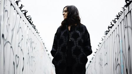 Ireene Amnes was due to perform at Shhh Festival. Picture: Steve Gullick