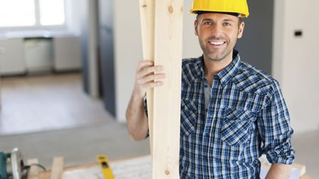 Choose a contractor wisely. PA Photo/thinkstockphotos
