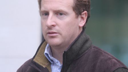 Martyn Dodgson.was found guilty of insider trading (Picture: Central News)