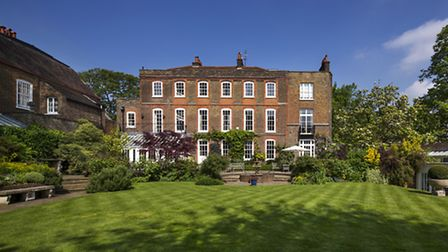 Cannon Hall, one of Hampstead's oldest listed homes