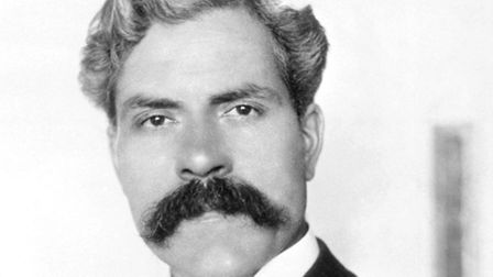 The first Labour Prime Minister, Ramsay McDonald