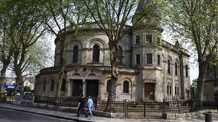 The Round Chapel in Hackney
