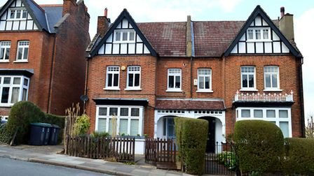 House prices in Muswell Hill have risen by over 55 per cent according to Zoopla.com