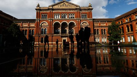 The V&A is a great place to view ceramics. Photo: John Walton/PA Wire.