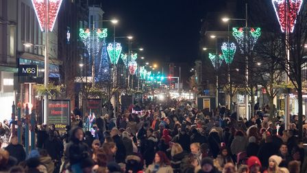Two special Christmas events are planned for Lowestoft this year. Picture: Nick Butcher.