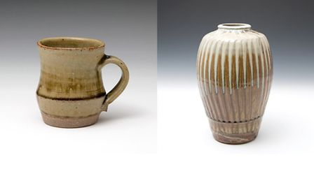 Some potters such as Mike Dodd create almost diffusion lines of affordable, useable pieces alongside