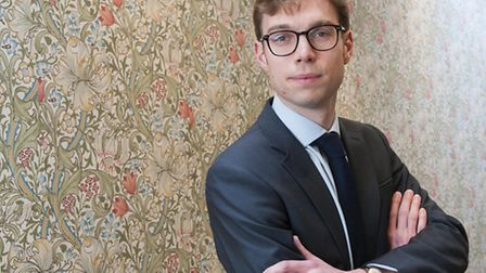 Property solicitor Sam Smith of Streathers, Crouch End