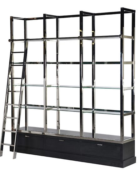 The Library Book Case, £3,094, Sweetpea & Willow