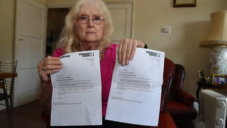 Jeanette Frost, 74, has a postal vote and was told her mayoral and GLA vote was rejected because she