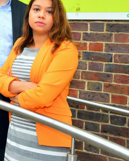 MP Tulip Siddiq said she is in consultation with the police about the safety of her constituency adv