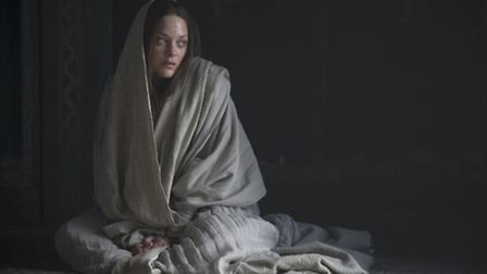 Marion Cotillard as Lady Macbeth. Picture: PA Images/Studio Canal