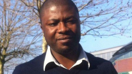 Father-of-two Romeo Nkansah died of a single stab wound