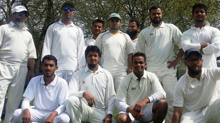 Daman CC recorded their first win in the North East London Cricket League