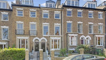 This �3.85m house on Christchurch Hill, NW3 was featured on last week's back page